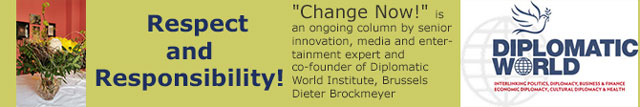 Diplomatic World April 2021